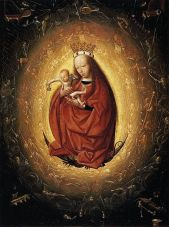 446px-Geertgen_tot_Sint_Jans_-_Virgin_and_Child_-_WGA08518