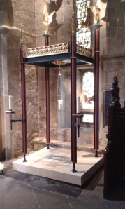 St Aidan's shrine